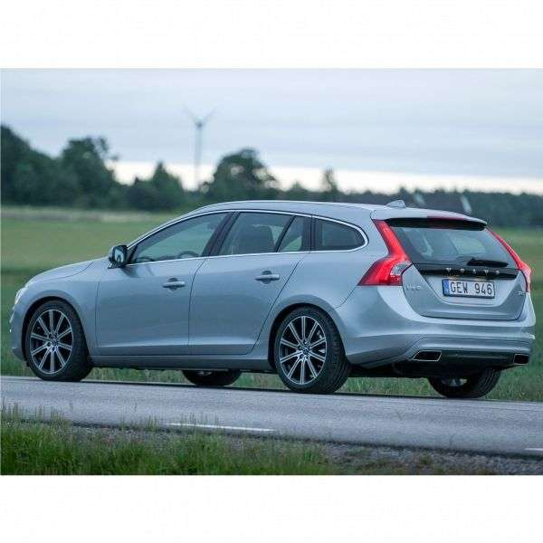 Volvo V60 1st generation [restyling] 1.6 T3 Powershift wagon (2013 – v.)