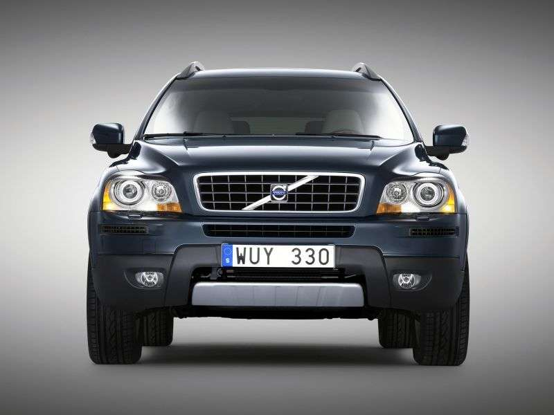 Volvo XC90 1st generation [restyled] crossover 4.4 Geartronic AWD (5 seats) Executive (2006–2012)