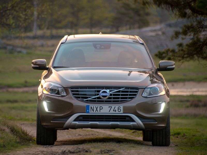 Volvo XC60 1st generation [restyled] crossover 2.0 T5 Powershift R Design (2014) (2013 – n.)