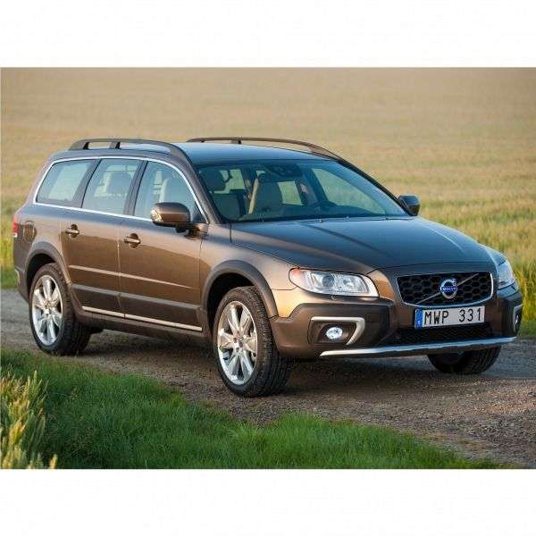Volvo XC70 3rd generation [restyled] wagon 2.4 D5 MT AWD (2013 – v.)