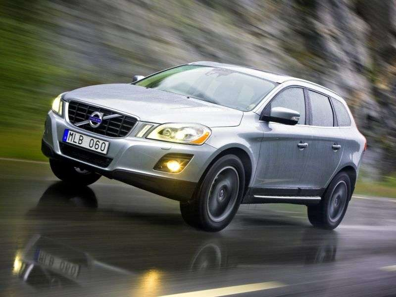 Volvo XC60 1st Generation Crossover 2.4 D5 Geartronic Turbo AWD Summum (2012) (2008–2013)