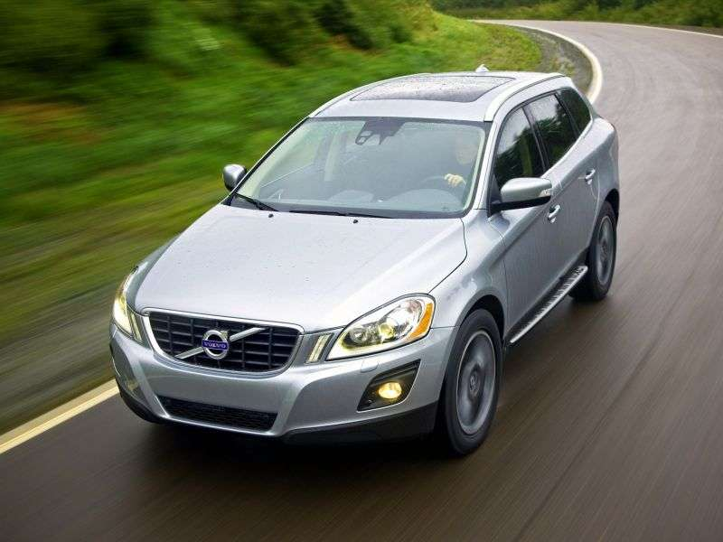 Volvo XC60 1st Generation Crossover 3.0 T6 Geartronic AWD Summum (2013) (2008–2013)