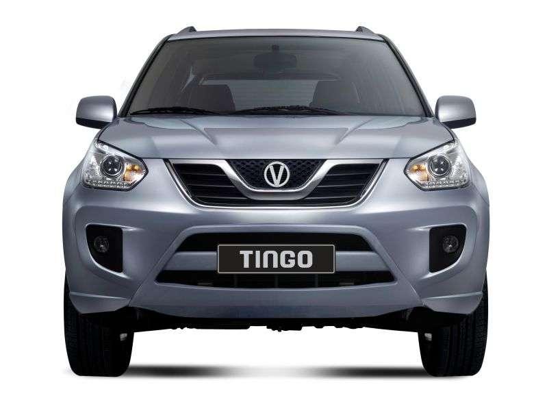 Vortex Tingo 1st generation [restyling] FL crossover 1.8 AMT Comfort (2012 – n.)