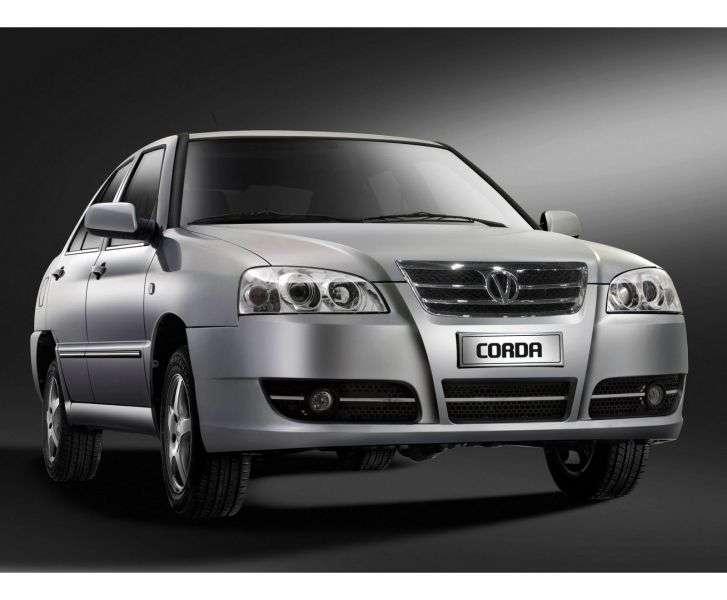 Vortex Corda 1st generation 1.5 MT sedan Basic (2011) (2010–2012)