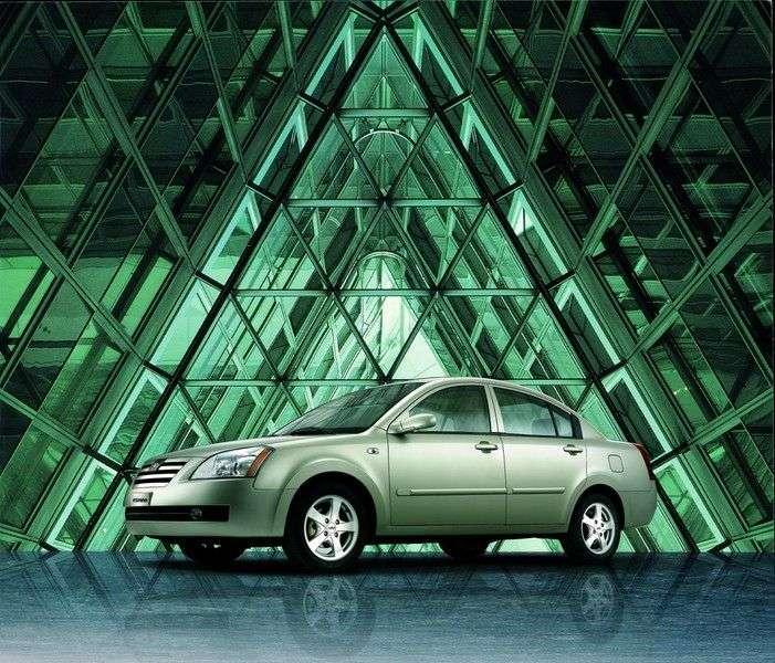 Vortex Estina 1st generation 1.6 MT MT3 sedan (2008 – n.)