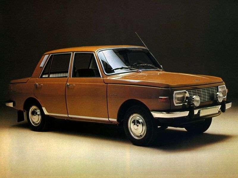 Wartburg 353 1st generation 1.0 MT sedan (1975–1984)