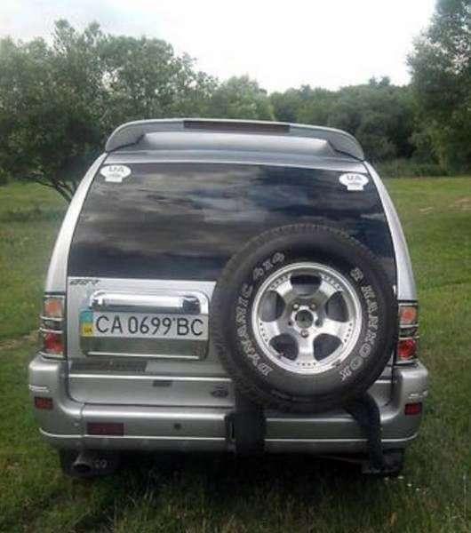 Xin Kai SUV X3 1st generation SUV 2.2 MT (2003 – N)