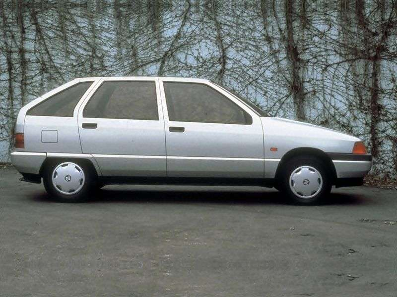 Zastava Yugo Florida 1st generation hatchback 1.1 MT (1990–2008)
