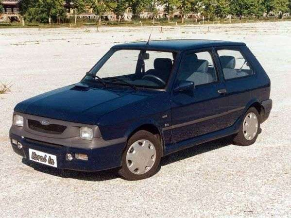 Zastava Yugo Koral 1st generation hatchback 1.3 MT (1990 – n.)