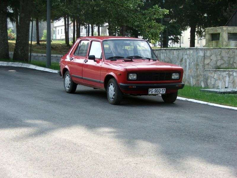 Zastava Yugo Skala 1st generation hatchback 1.3 MT (1990 – n.)