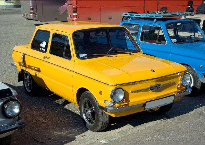 ZAZ 968 1st generation 1.2 M sedan MT (1974–1994)