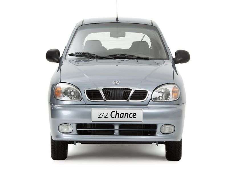 ZAZ Chance 1st generation hatchback 1.3 MT S (2012) (2009 – present)