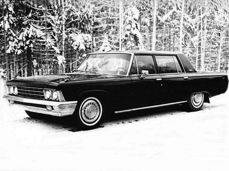 ZIL 117 1st generation sedan 7.0 AT (1971–1985)