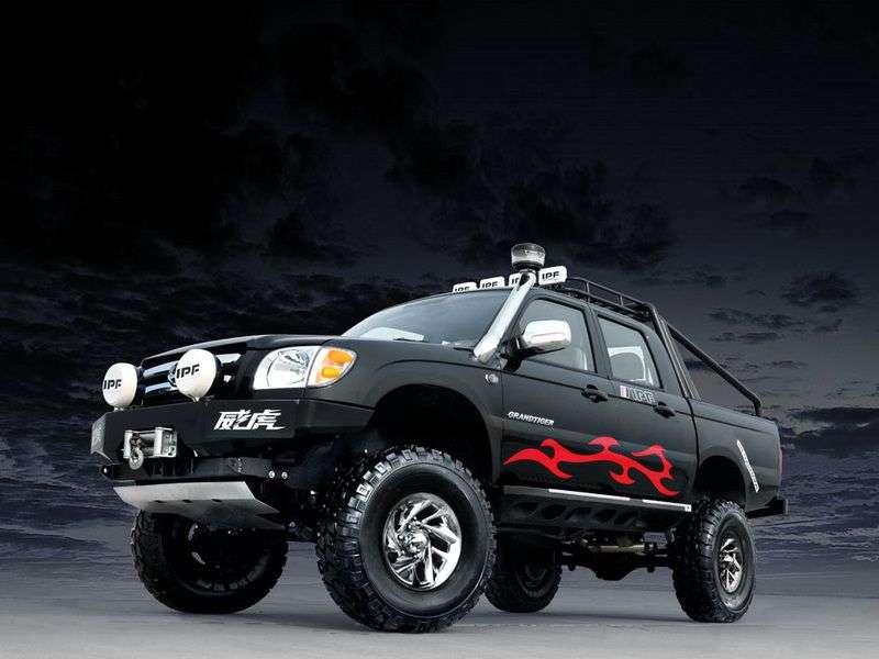 ZX GrandTiger 1st generation pickup 2.4 MT 2WD (2007 – n.)